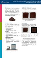 ANI04 – Detection of Visual Aspect Change Over Ageing Application to chocolate blooming