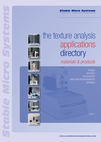 Application directory Materials & Products